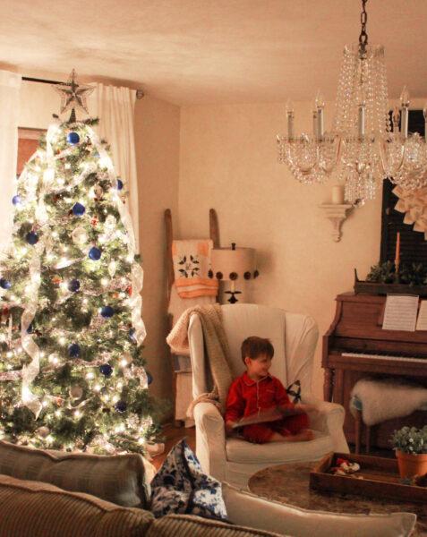Gentle Minimalism at Christmas