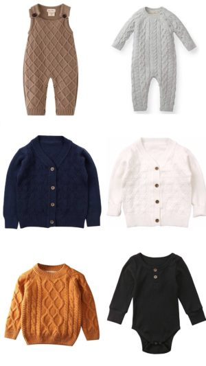 European inspired knits