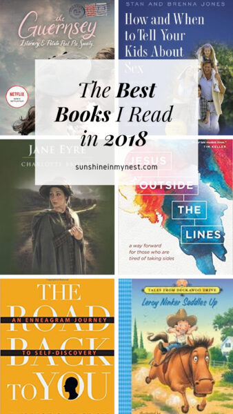 Must-Read Books from 2018