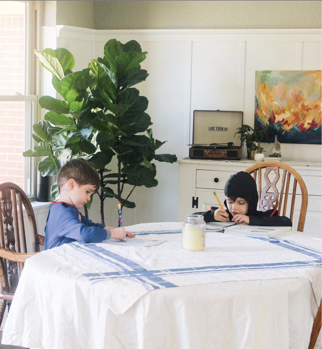 Reluctant Homeschooler